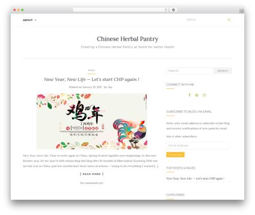 Activello WordPress free download - chineseherbalpantry.com