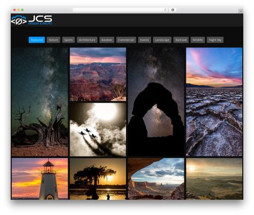 Dynamik-Gen WP template - jcsdesignphoto.com