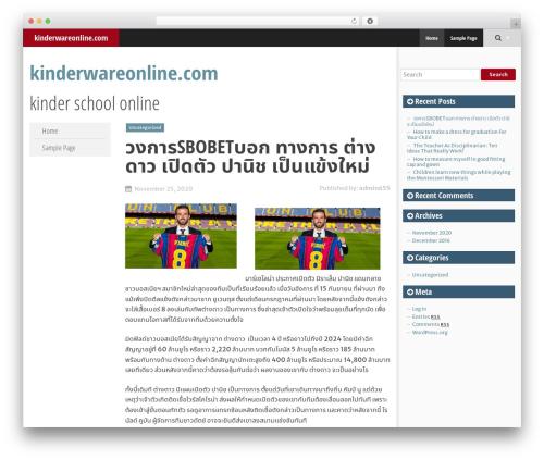 SmartAdapt WordPress free download - kinderwareonline.com