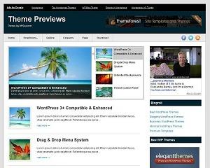AdCents Wordpress Theme theme WordPress