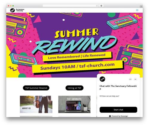 WordPress seriesengine_plugin plugin - tsf-church.com