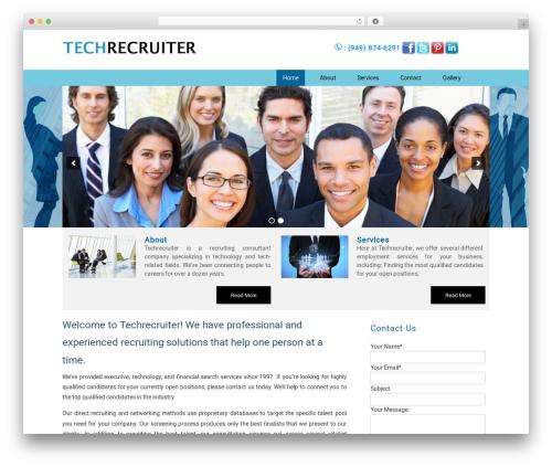 Free WordPress WordPress Gallery Plugin – NextGEN Gallery plugin - techrecruiter.net