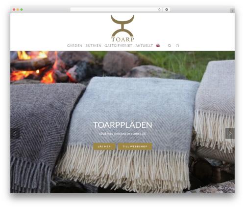WordPress cff-masonry plugin - toarp.se