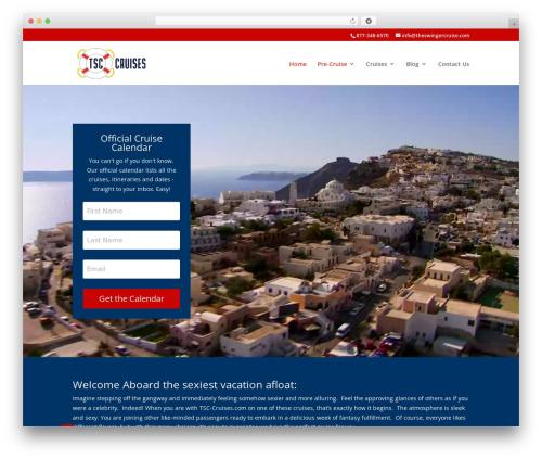 Free WordPress Bazz CallBack widget plugin - theswingercruise.com