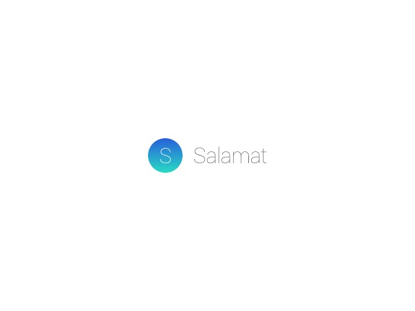 WordPress website template Salamat - Child Theme