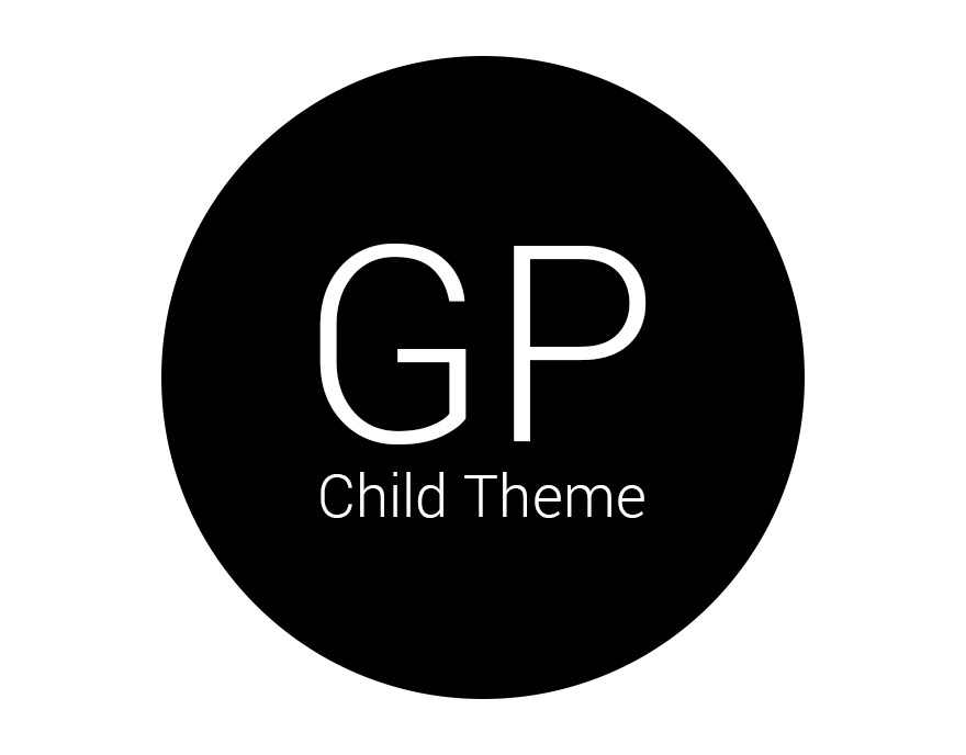 GeneratePress Child WordPress website template