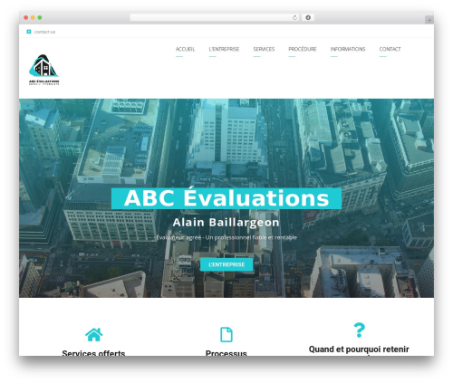 Arkitekt WP template - abcevaluations.com