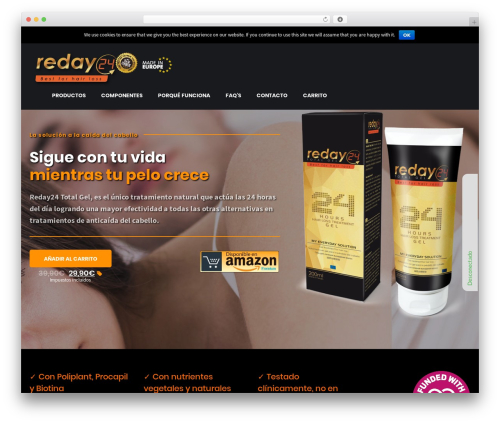 Shopscape WordPress ecommerce template - reday24.com