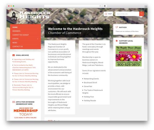 TownPress top WordPress theme - hasbrouckheightschamberofcommerce.com