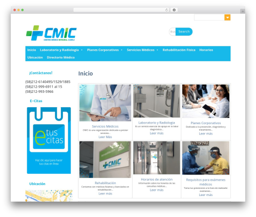 Education Hub WordPress theme download - cmicareli.com