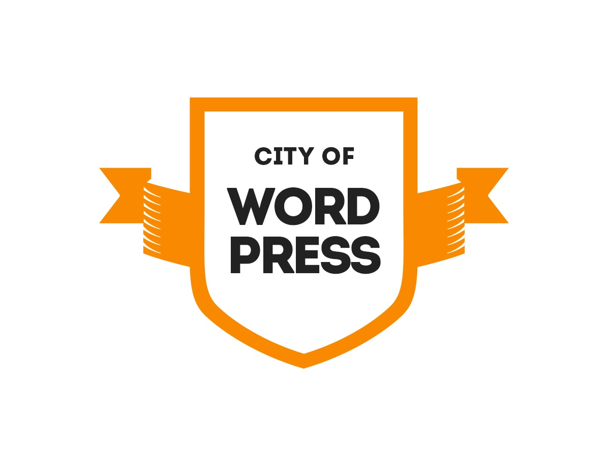 City Of WP WordPress blog template