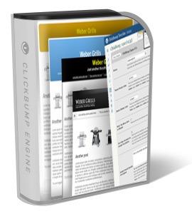ClickBump WordPress video template