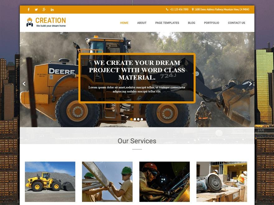 Creator World Pro WordPress real estate
