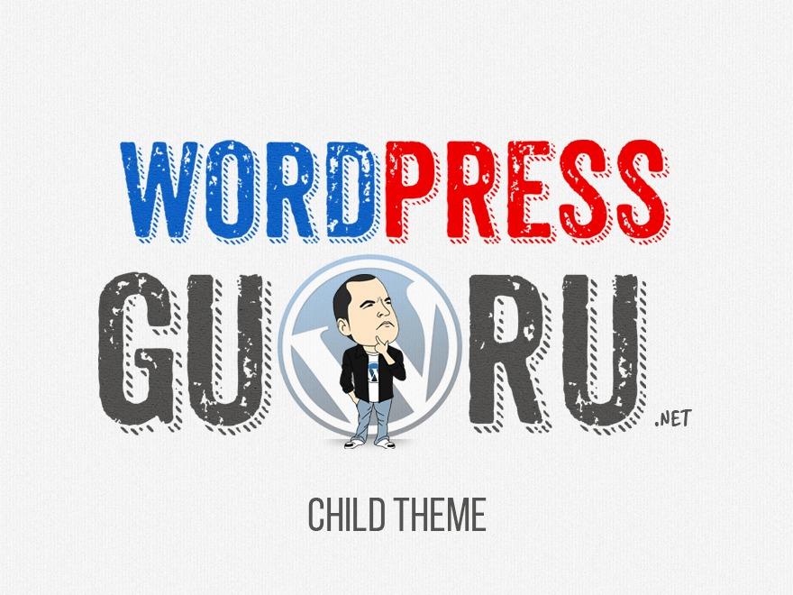 Custom Theme WordPress theme design