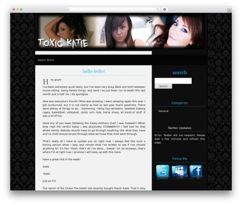 Free WordPress My Quicktags plugin - toxickatie.com/blog