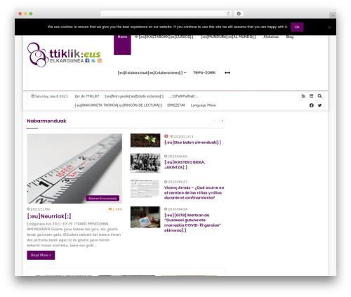 Jannah top WordPress theme - ttiklik.com