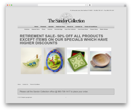 Responsive theme free download - thesandorcollection.com