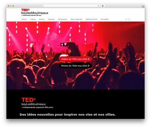 Striking MultiFlex & Ecommerce Responsive WordPress Theme WordPress store theme - tedxissylesmoulineaux.com