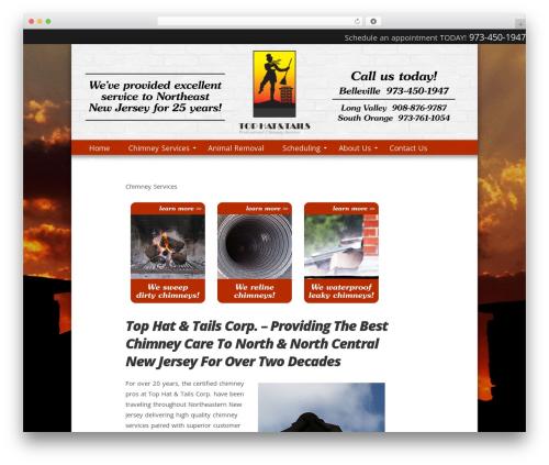 Free WordPress Black Studio Touch Dropdown Menu plugin - tophattails.com