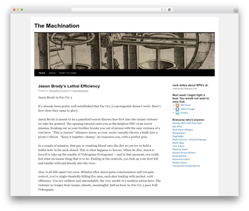Free WordPress Search Engine Related Posts plugin - themachination.net/blog