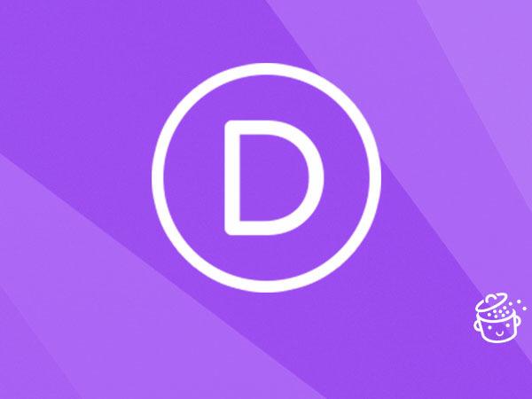 WordPress template Divi Enfant - DiviKit