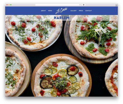 WP theme Salient - lagrata.com