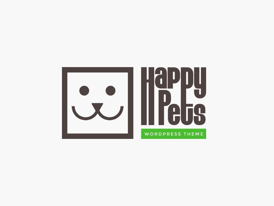 Theme WordPress HappyPets Child