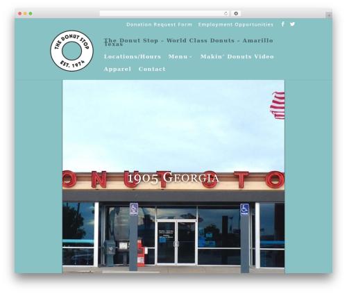 Free WordPress Companion Sitemap Generator plugin - donutstop.com