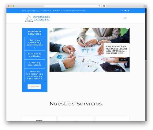 Theme WordPress Betheme - ilcontadores.com