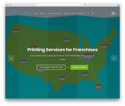 Businessx theme free download - printingforfranchises.com