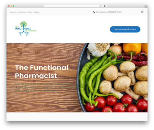 Free WordPress Timetable and Event Schedule by MotoPress plugin - thefunctionalpharmacist.com