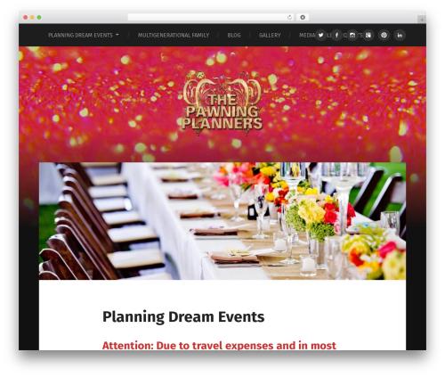 Garfunkel WordPress theme - thepawningplanners.com