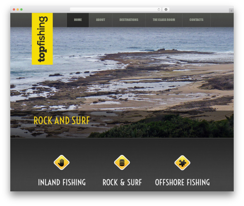 theme1862 theme WordPress - topfishing.co.za