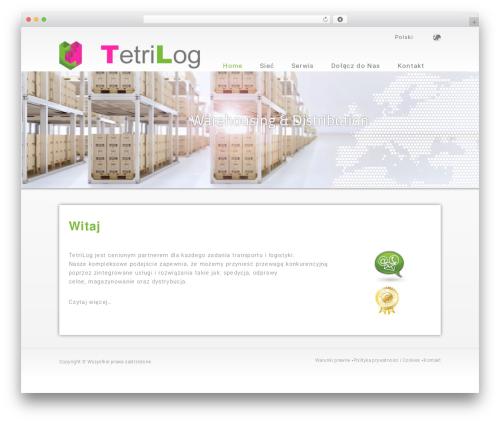 Free WordPress Polylang plugin - tetrilog.com/home