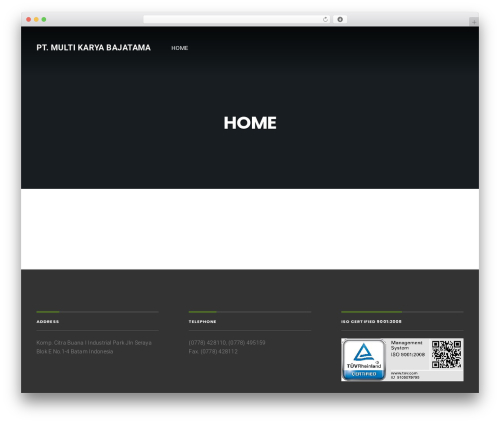 Businessx WordPress free download - multikaryabajatama.com