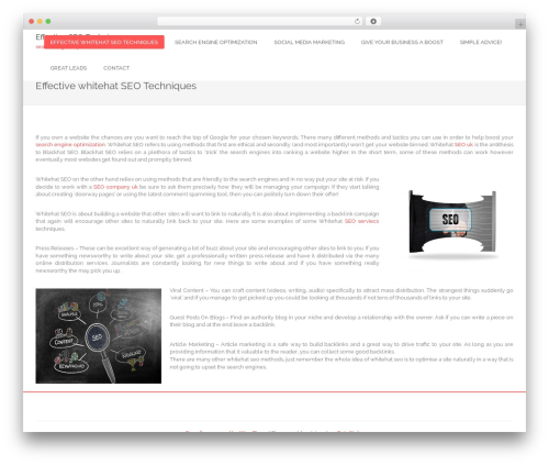 edsbootstrap WordPress theme download - chabaharfz.com
