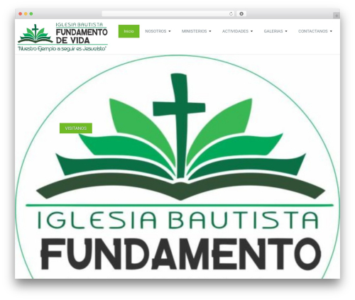 Rambo WordPress theme free download - iglesiafundamentodevida.com