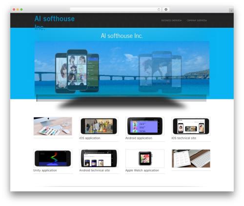Simplicity Lite WordPress free download - ai-softhouse.com