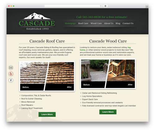Striking MultiFlex & Ecommerce Responsive WordPress Theme WordPress shopping theme - cascaderestores.com