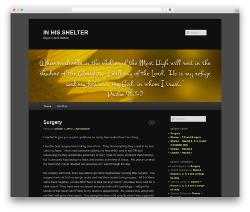 Twenty Eleven WordPress free download - inhisshelter.com