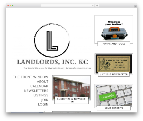 WordPress bepro_cart plugin - landlordsinckc.com