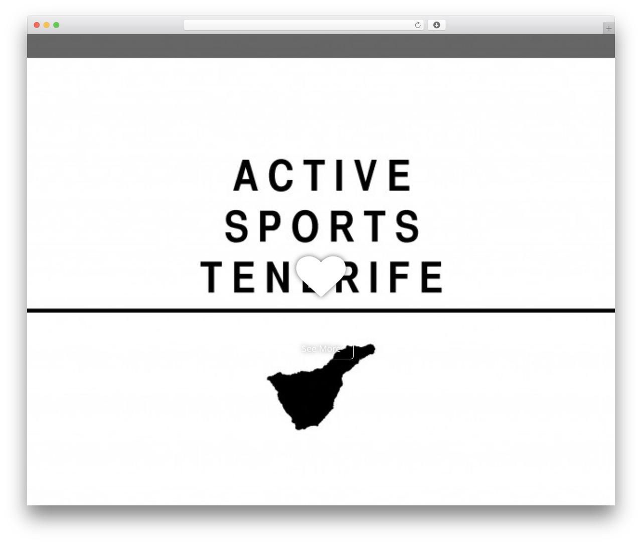 Theme WordPress Arcade Basic - activesportstenerife.com