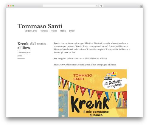 Free WordPress Stop User Enumeration plugin - tommasosanti.com