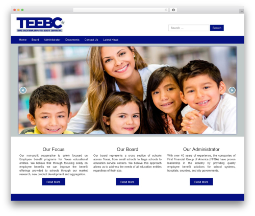 WordPress slider-image plugin - teebc.org