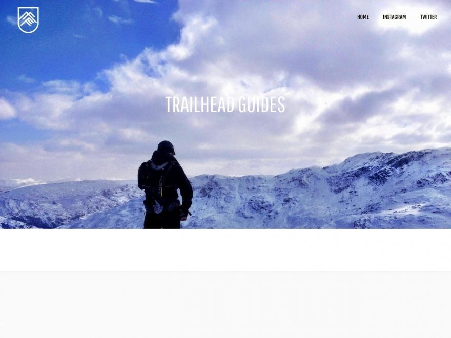 Theme WordPress Trailhead