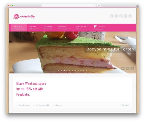 Free WordPress YouTube plugin - tortendeko-shop.de
