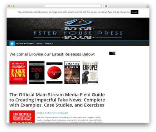 ColorMag WordPress free download - asterhousepress.com