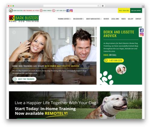 bigdogbroadcast2 best WordPress theme - dogtraining-lasvegas-henderson.com