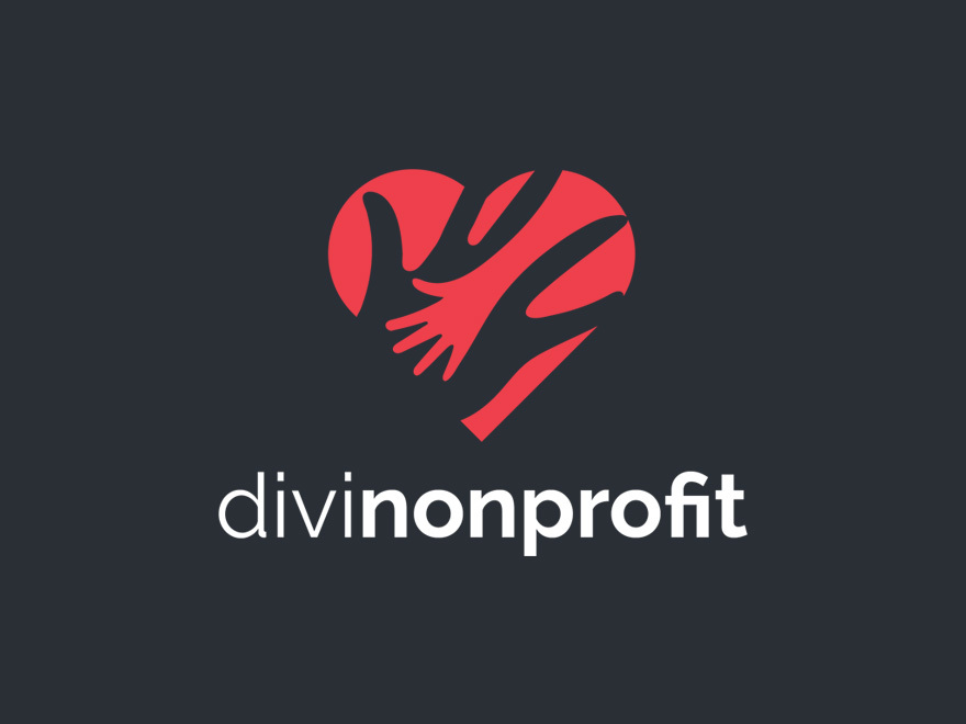 Divi Nonprofit WordPress website template
