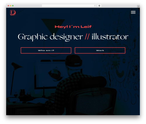Jupiter top WordPress theme - leifdsgn.com